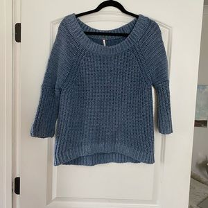 Nice knit FREE PEOPLE SWEATER